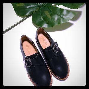 NWT Zara girls Oxford shoes